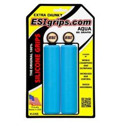 Chwyty ESI Grips Extra Chunky Aqua