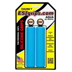 Chwyty ESI Grips Chunky Aqua