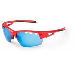 Okulary Kross DX-Race 2 czerwono czarne