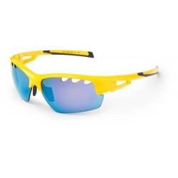 Okulary Kross DX-Race 2 żółto czarne