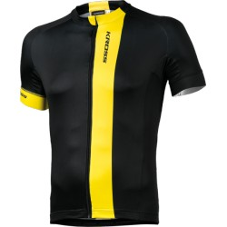 Koszulka Kross Pave L czarno żółta