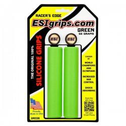 Chwyty ESI Grips RACER'S EDGE zielone