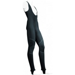 Spodnie kolarskie długie AUTHOR AS-6 NoWind czarne L