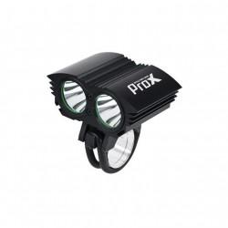 Lampa Przednia PROX DUAL POWER 2xCREE 1600lum Akumulator