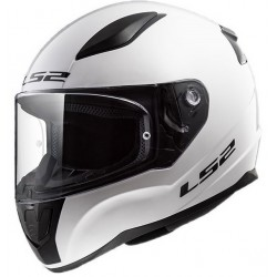 Kask LS2 FF353 Rapid Solid White S
