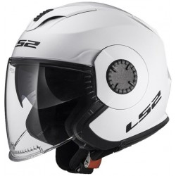 Kask LS2 OF570 Verso Solid White XXL