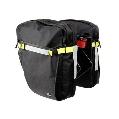 Sakwa na bagażnik AUTHOR TRAMP 42 czarna