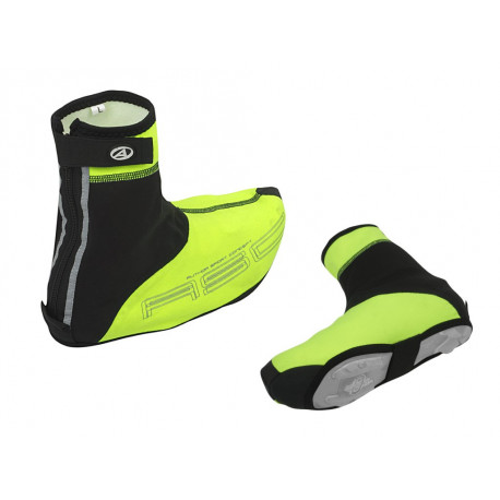 Pokrowce na buty AUTHOR WINTERPROOF czarno-żółte 40-42