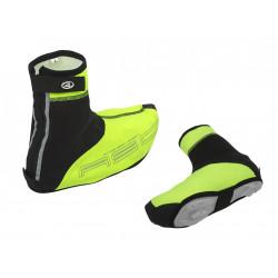Pokrowce na buty AUTHOR WINTERPROOF czarno-żółte 45-46