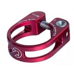 Obejma Podsiodłowa PRO czerwona 31.8mm Performance PRAC0105