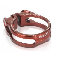 obejma podsiodłowa XLC PC-B06 32mm czerwona